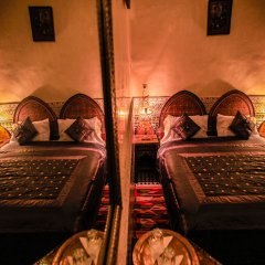 Отель Palais Al Firdaous Марокко, Фес - отзывы, цены и фото номеров - забронировать отель Palais Al Firdaous онлайн комната для гостей фото 2