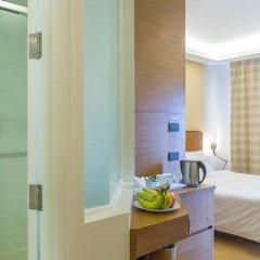 Отель Marvin Suites Бангкок сейф в номере