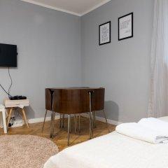 Апартаменты Browarna Guest Apartment Варшава комната для гостей