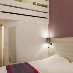 Отель Kyriad Lille Est Villeneuve d'Ascq комната для гостей фото 3