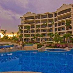 Отель Las Mananitas LM F4205 2 Bedroom Condo By Seaside Los Cabos Мексика, Сан-Хосе-дель-Кабо - отзывы, цены и фото номеров - забронировать отель Las Mananitas LM F4205 2 Bedroom Condo By Seaside Los Cabos онлайн бассейн