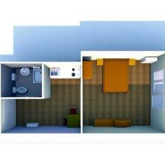 Апартаменты ABT Apartments интерьер отеля