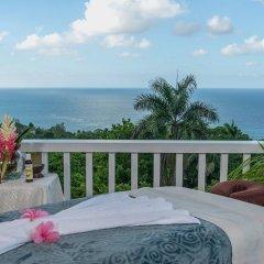 Отель Blue Heaven by Jamaican Treasures балкон