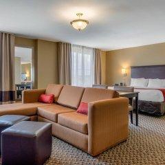 Отель Comfort Suites Sarasota - Siesta Key комната для гостей фото 2
