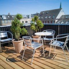 Отель Carmel Дания, Орхус - отзывы, цены и фото номеров - забронировать отель Carmel онлайн балкон