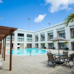 Royal Orchid Guam Hotel Тамунинг бассейн