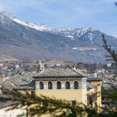Hotel Duca D'Aosta Аоста фото 2