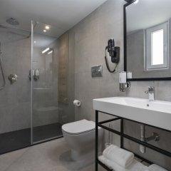Отель Azur Hotel by ST Hotels Мальта, Гзира - отзывы, цены и фото номеров - забронировать отель Azur Hotel by ST Hotels онлайн ванная