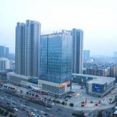 Hotel Conrab (Ganzhou Wanxiang) комната для гостей