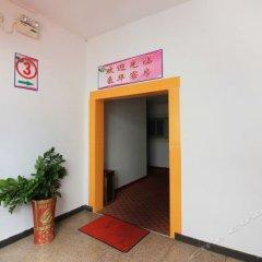 Zhong Shan Qin Yi Ge Hotel парковка