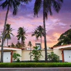 Отель Sokha Beach Resort пляж