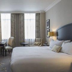 Отель JW Marriott Grosvenor House London комната для гостей фото 3