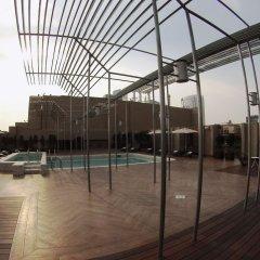 Отель Galeria Plaza Reforma Мехико бассейн фото 2