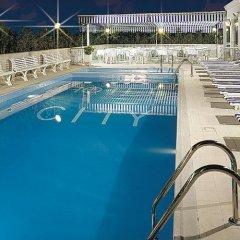 Hotel City Монтезильвано бассейн фото 3