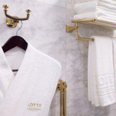 Lotte Hotel St. Petersburg ванная фото 5
