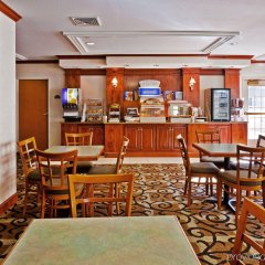 Holiday Inn Express Hotel & Suites MERIDIAN питание