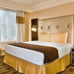 The New Yorker A Wyndham Hotel 2* Стандартный номер с двуспальной кроватью фото 6
