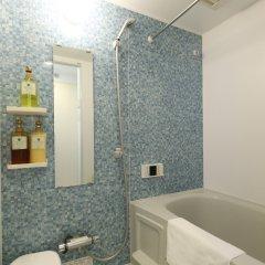 Residence Hotel Hakata 14 Фукуока ванная