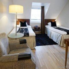 Отель Scandic Klara Стокгольм комната для гостей фото 3