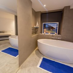 Отель Negritos Flat ванная