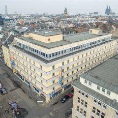 Отель a&o Köln Neumarkt Германия, Кёльн - 13 отзывов об отеле, цены и фото номеров - забронировать отель a&o Köln Neumarkt онлайн фото 2