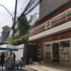 Отель Bangkok Luxury Suites Pyne спортивное сооружение