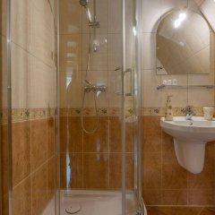 Отель Willa Góralsko Riwiera Польша, Закопане - отзывы, цены и фото номеров - забронировать отель Willa Góralsko Riwiera онлайн ванная фото 2