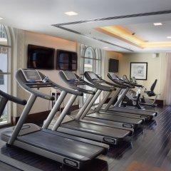 Отель The Ritz-Carlton, Dubai фитнесс-зал