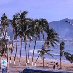 Отель Gold Oceanus Нячанг пляж