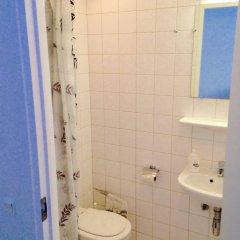 Hotel Loeven Копенгаген ванная