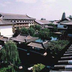 Отель Garden Hotel Китай, Сиань - отзывы, цены и фото номеров - забронировать отель Garden Hotel онлайн балкон