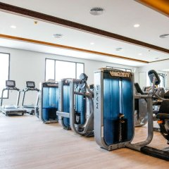 Отель Majestic Mirage Punta Cana All Suites, All Inclusive фитнесс-зал фото 4