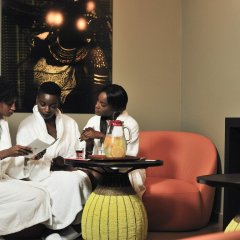 Отель Pullman Dakar Teranga спа фото 2
