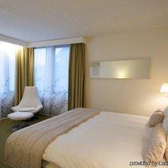 Отель NH Brussels Bloom комната для гостей фото 8
