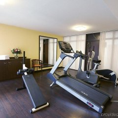 GHOTEL hotel & living München-City фитнесс-зал