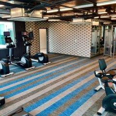 Отель Aloft Delray Beach США, Делри-Бич - отзывы, цены и фото номеров - забронировать отель Aloft Delray Beach онлайн фитнесс-зал фото 2