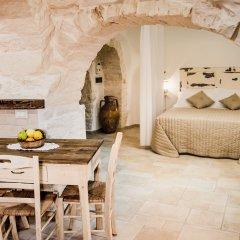 Отель Trulli Holiday Albergo Diffuso Альберобелло комната для гостей фото 3