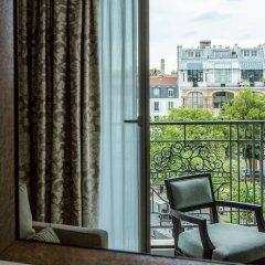 Hotel Aiglon балкон
