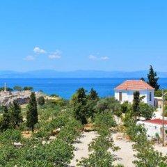 Отель Rastoni Греция, Эгина - отзывы, цены и фото номеров - забронировать отель Rastoni онлайн пляж фото 2