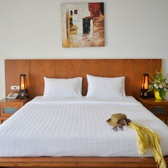 Отель Tri Trang Beach Resort by Diva Management комната для гостей фото 6