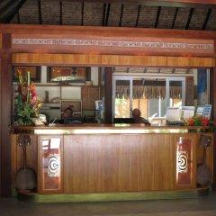 Отель Les Tipaniers Французская Полинезия, Муреа - отзывы, цены и фото номеров - забронировать отель Les Tipaniers онлайн фото 3