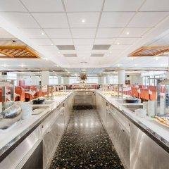 Отель Beverly Park & Spa Испания, Бланес - 10 отзывов об отеле, цены и фото номеров - забронировать отель Beverly Park & Spa онлайн питание фото 3