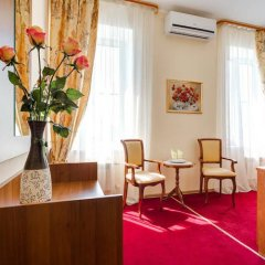 Гостиница Мини-Отель На Мирном в Обнинске 3 отзыва об отеле, цены и фото номеров - забронировать гостиницу Мини-Отель На Мирном онлайн Обнинск комната для гостей фото 4