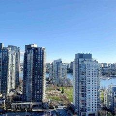 Отель Best Location Yaletown Luxury Suites Канада, Ванкувер - отзывы, цены и фото номеров - забронировать отель Best Location Yaletown Luxury Suites онлайн комната для гостей фото 2