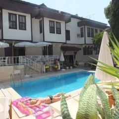 Urcu Турция, Анталья - отзывы, цены и фото номеров - забронировать отель Urcu онлайн бассейн фото 2