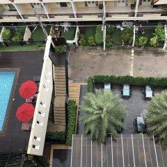 Отель Golden Sea Pattaya Hotel Таиланд, Паттайя - 10 отзывов об отеле, цены и фото номеров - забронировать отель Golden Sea Pattaya Hotel онлайн парковка