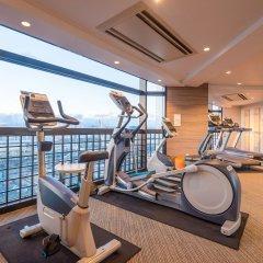 Hotel MyStays Utsunomiya Уцуномия фитнесс-зал фото 3