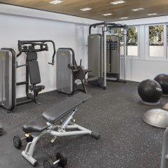 Отель The Level at Melia Castilla фитнесс-зал фото 3