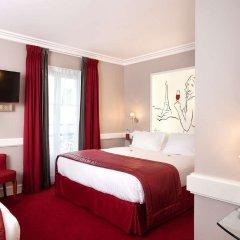 Hotel Elysée Gare de Lyon комната для гостей