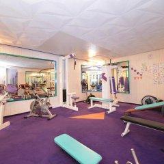 Отель Sport- und Familienhotel Riezlern фитнесс-зал